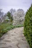 Botanischer Garten in Wisconsin Lizenzfreies Stockbild