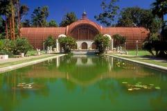 Botanisches Gebäude Stockfotos