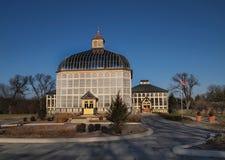 Botanisches Konservatorium Baltimores Lizenzfreies Stockfoto