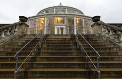 Botanisk有,哥本哈根植物园 免版税库存图片