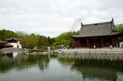 botanisk kinesträdgård royaltyfri foto