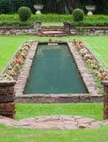 botanisk trädgård Royaltyfri Bild
