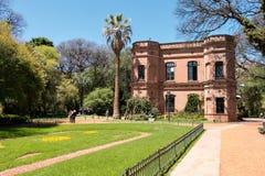 Botanisk trädgård Buenos Aires Argentina royaltyfri fotografi