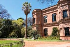 Botanisk trädgård Buenos Aires Argentina Arkivbild