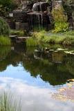 botanisk trädgård oslo Arkivbild