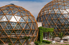 botanisk trädgårdväxthusjibou Royaltyfri Foto