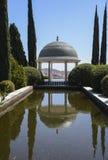 Botaniska trädgårdar Malaga Arkivbild