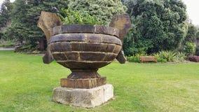 Botaniska trädgårdar Tasmanien Royaltyfria Bilder