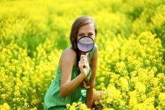 Botanist Stock Photography