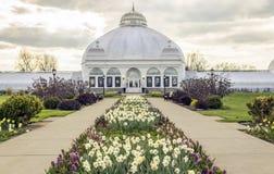 Botannical trädgårdar Royaltyfria Foton