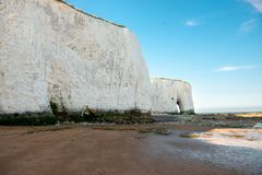 Botany Bay in Kent royalty free stock image
