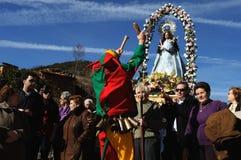 Botarga - La CANDELARIA. Retiendas.SPAIN Stock Foto's
