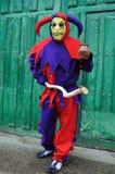 Botarga of RAZBONA Carnival. SPAIN Royalty Free Stock Image