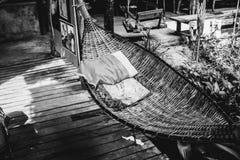 Botas de cuero en el top en mercado Imagen de archivo libre de regalías