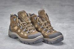 Botas (el caminar) Foto de archivo libre de regalías