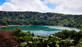 Botas Lake, Costa Rica Stock Photography