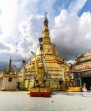 Botataung pagoda Stock Image