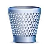 Bote de basura Fotografía de archivo libre de regalías