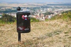 Bote de basura Imagen de archivo