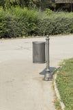 Bote de basura Fotografía de archivo