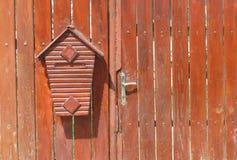Boîte de courrier Photographie stock libre de droits