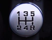 Boîte de vitesses manuelle Photos stock