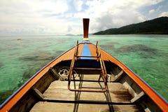 Bote pequeño tailandés Fotos de archivo