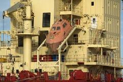 Bote salvavidas Fotografía de archivo