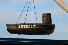 Bote salvavidas Fotografía de archivo libre de regalías