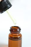 Botella 3 del cuentagotas Fotos de archivo