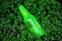 Botella Foto de archivo