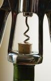 Botella-abrelatas Imagenes de archivo
