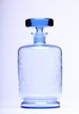 Botella adornada imagen de archivo