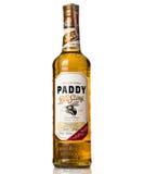 botella de ABEJA irlandesa STING del ARROZ del whisky Imagen de archivo