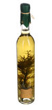 Botella de aceite de oliva fotos de archivo libres de regalías