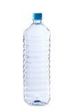 Botella de agua Imagen de archivo libre de regalías