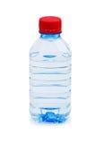 Botella de agua aislada Imagenes de archivo