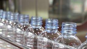 Botella de agua del ANIMAL DOMÉSTICO en transportador Fotos de archivo