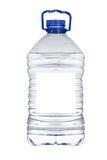Botella de agua mineral Fotos de archivo libres de regalías