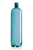 Botella de agua plástica Fotos de archivo libres de regalías