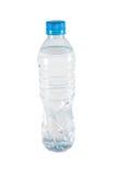 Botella de agua plástica Foto de archivo libre de regalías