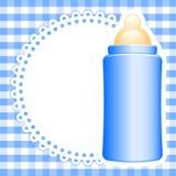 Botella de bebé Imagen de archivo