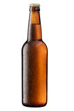 Botella de Brown Fotografía de archivo