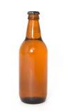 Botella de Brown Fotos de archivo libres de regalías
