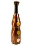 Botella de cerámica Fotografía de archivo libre de regalías