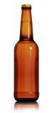 Botella de cerveza Imagenes de archivo