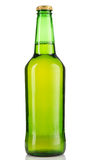 Botella de cerveza Fotografía de archivo libre de regalías