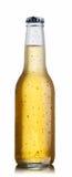botella de cerveza blanca No-brillante Imagenes de archivo