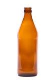 Botella de cerveza tradicional Imágenes de archivo libres de regalías