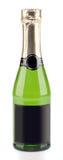 Botella de champán Fotografía de archivo libre de regalías